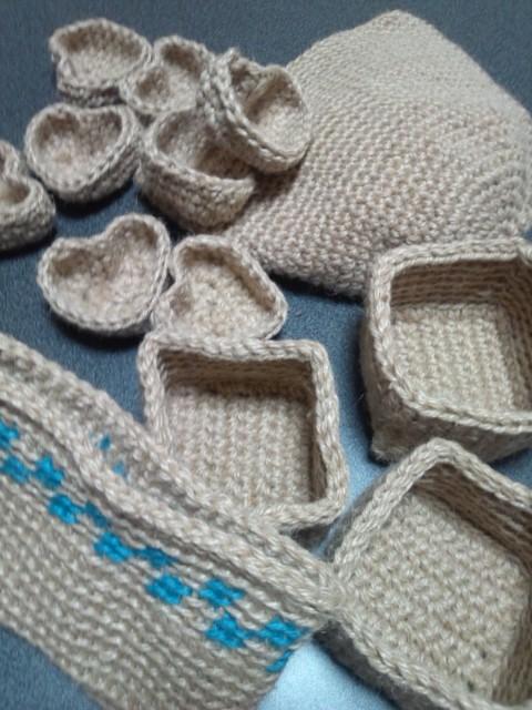 2014.01ひたすら編み編み