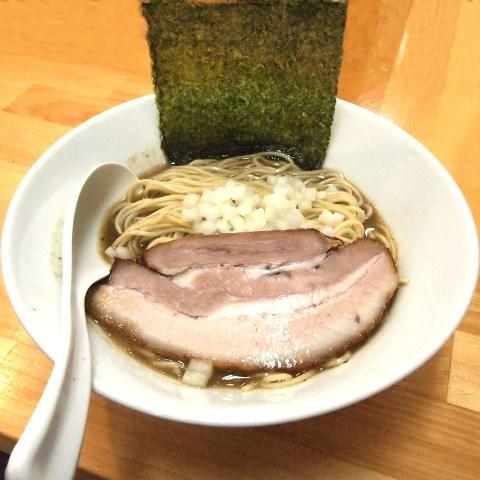 煮干中華ソバ イチカワ (2)