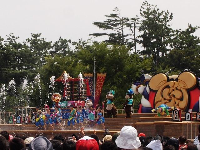 東京ディズニーランド08