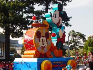 東京ディズニーランド17