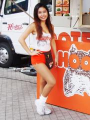HOOTERS ビアガーデン お台場ヴィーナスフォート (20)
