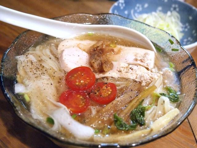 鶏そばムタヒロ (4)