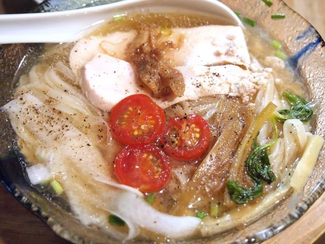 鶏そばムタヒロ (5)