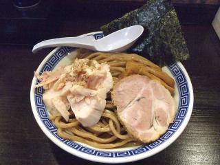 濃厚鶏豚骨魚介つけ麺 かず屋 (4)