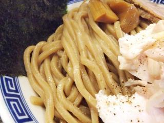 濃厚鶏豚骨魚介つけ麺 かず屋 (5)