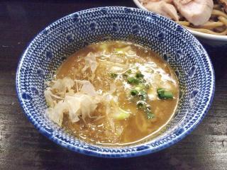 濃厚鶏豚骨魚介つけ麺 かず屋 (6)