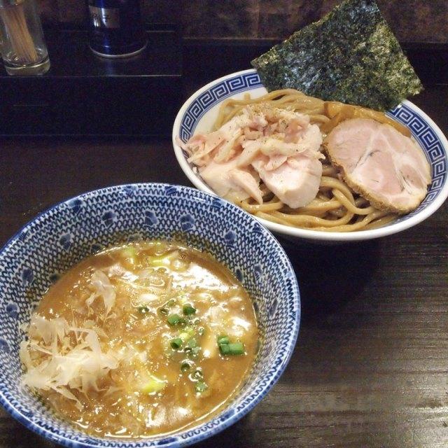濃厚鶏豚骨魚介つけ麺 かず屋 (7)