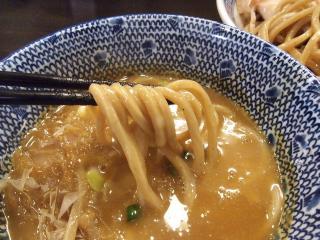濃厚鶏豚骨魚介つけ麺 かず屋 (10)