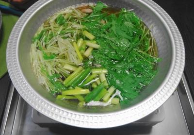 手順2:野菜