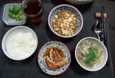四川風 麻婆ご飯