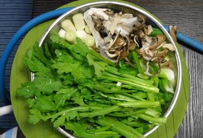 野菜・きのこ類