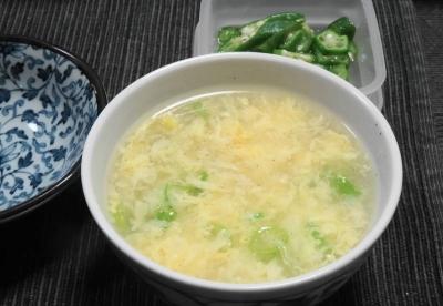 中華の卵スープ