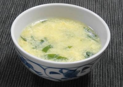 溶き卵のスープ