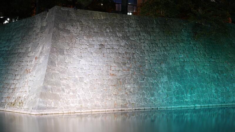 福井城址ライトアップ01