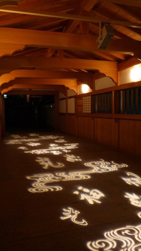 福井城址ライトアップ03