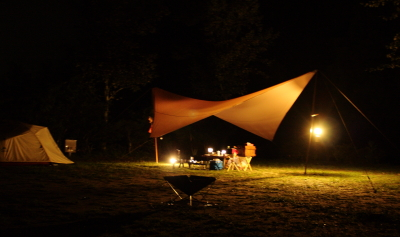 20130908~09椛の湖オートキャンプ場 25
