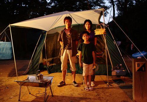 2009 カオレキャンプ場8