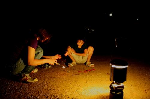2009 カオレキャンプ場9