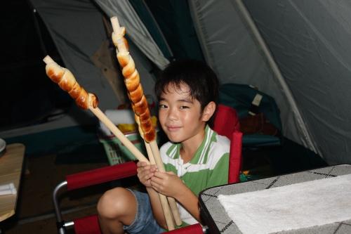 2009 カオレキャンプ場11