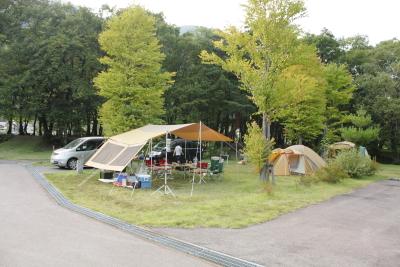 2013 白川郷ひらせオートキャンプ場6