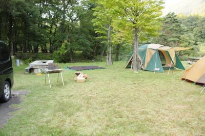 2013 白川郷ひらせオートキャンプ場7