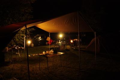 2013 白川郷ひらせオートキャンプ場16