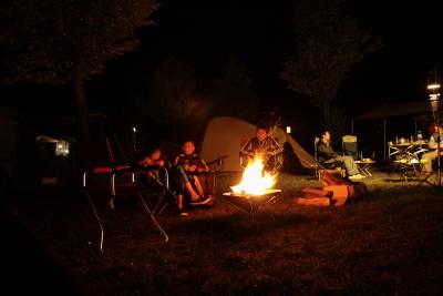 2013 白川郷ひらせオートキャンプ場17
