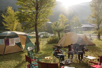 2013 白川郷ひらせオートキャンプ場21