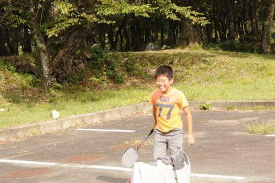 2013 白川郷ひらせオートキャンプ場27