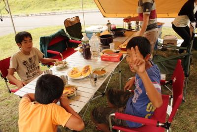 2013 白川郷ひらせオートキャンプ場32