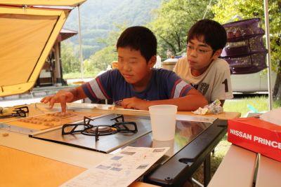2013 白川郷ひらせオートキャンプ場36