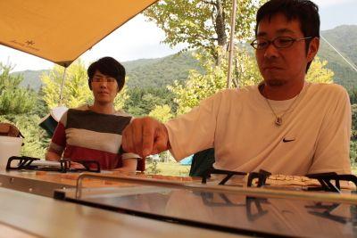2013 白川郷ひらせオートキャンプ場37