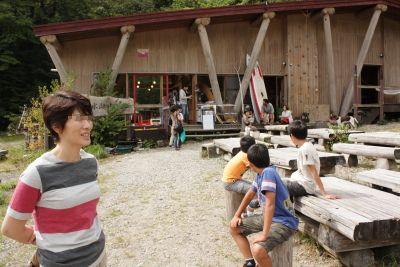 2013 白川郷ひらせオートキャンプ場39