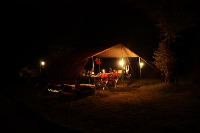 2013 白川郷ひらせオートキャンプ場50