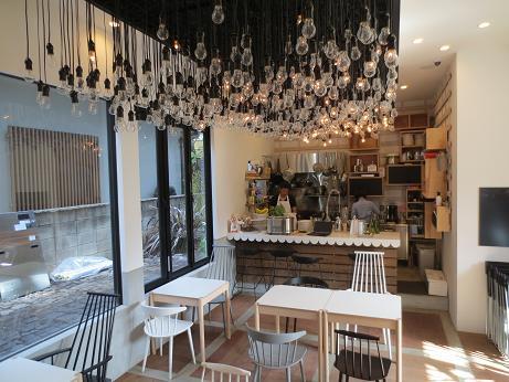 南青山、レストラン2