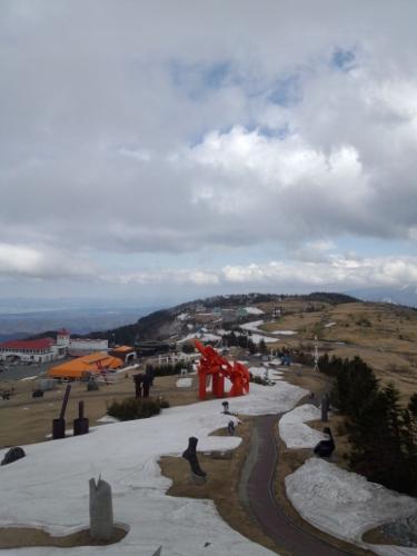 雪がたくさん!