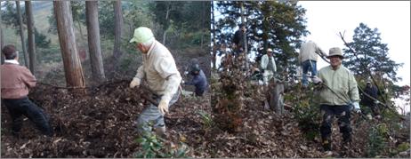 山県・地域環境保全の会