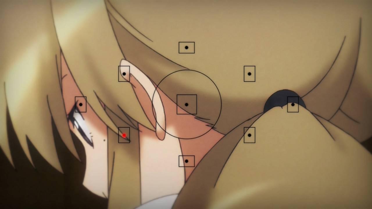 フォトカノ#4前髪っ娘の神髄は瞳チラ