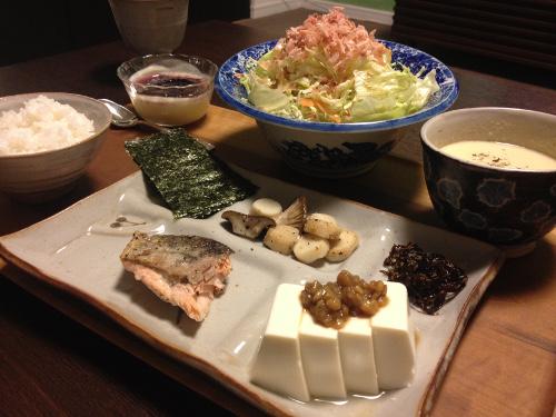 Oct22_焼き鮭