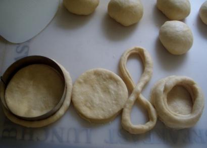 パン作り*カップパン*