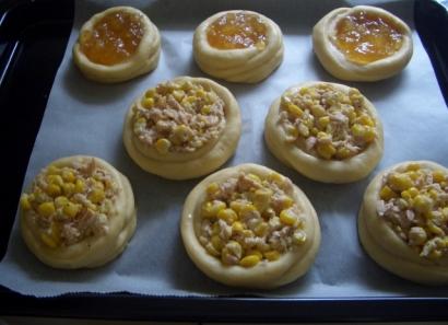 手作りパン*カップパン*