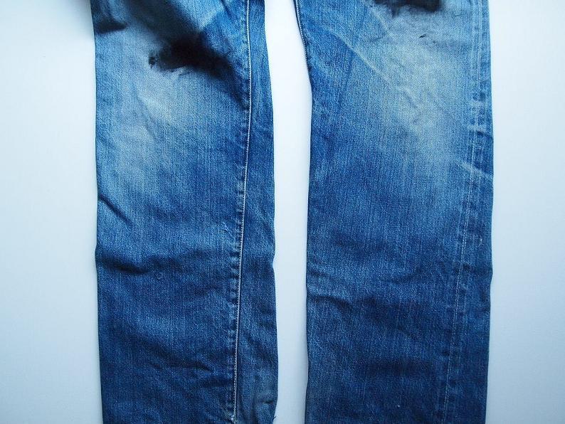 ジーンズ専用洗剤ドマル ジーンズファッション4
