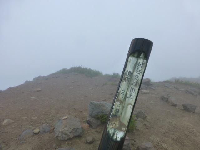 焼岳登山 (5)