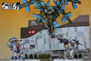 ガンプラビルダーズワールドカップ2014日本大会ファイナリスト作品 25