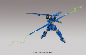 HG モンテーロ(クリム・ニック専用機) 09