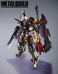 METAL BUILD ガンダムアストレイ ゴールドフレーム天ミナ 01