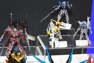 ガンプラEXPOワールドツアージャパン2014の限定品の展示dpt