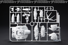ガンダムビルドファイターズトライ ビルドバーニングガンダム ヘッドディスプレイベース10