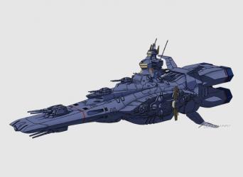 マゼラン改級戦術指揮艦アナンケ