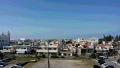 嘉手納基地周辺の住宅街